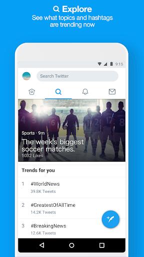 Twitter Lite 1.4.0--22 screenshots 4