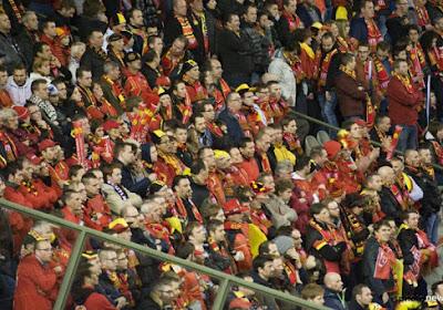 Il reste des tickets pour Belgique - Chypre !