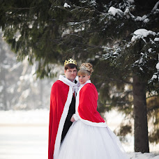 Wedding photographer Aleksey Sayapin (SajapinAV). Photo of 15.02.2014