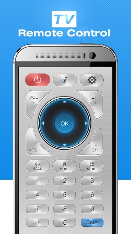 Remote Control for TV screenshots