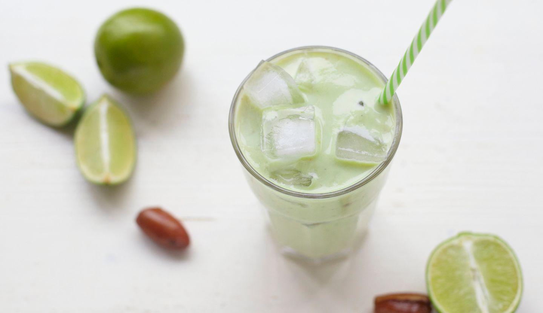 Shake de avocado