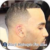 Black Hairstyle For Men