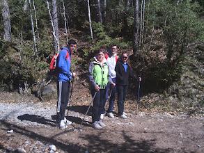 Photo: Amparo, Amparito, Pepe, Gonzalo y Pepe (el que hace la foto)