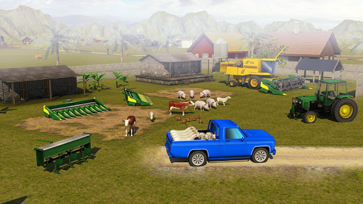 Farming Simulator 2018 - Farm Games  screenshots 2