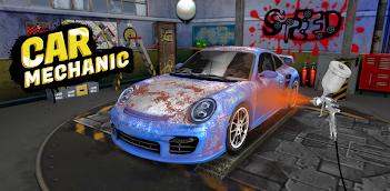 Jugar a Car Mechanic gratis en la PC, así es como funciona!