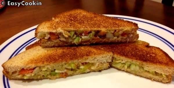 Homestyle Apple Sandwich Recipe