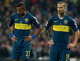 Un ailier de Boca Juniors suivi par Bruges