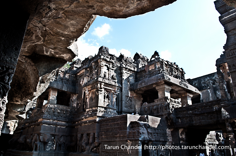 ellora caves temple aurangabad India, Tarun Chandel Photoblog
