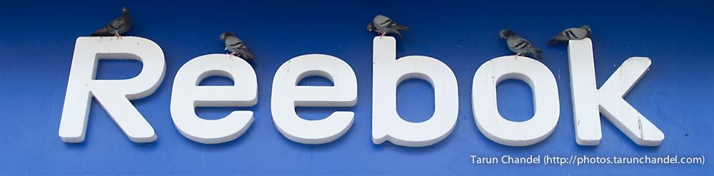 Reebok Facebook, Tarun Chandel Photoblog