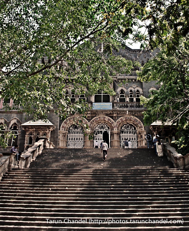 Famous Mumbai Stairs, Tarun Chandel Photoblog
