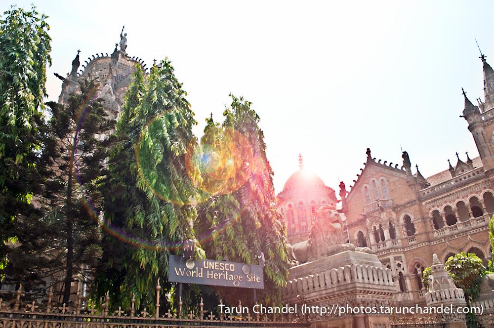 World Heritage Site Victoria Terminus Chatrapati Shivaji Terminus VT CST Mumbai, Tarun Chandel Photoblog