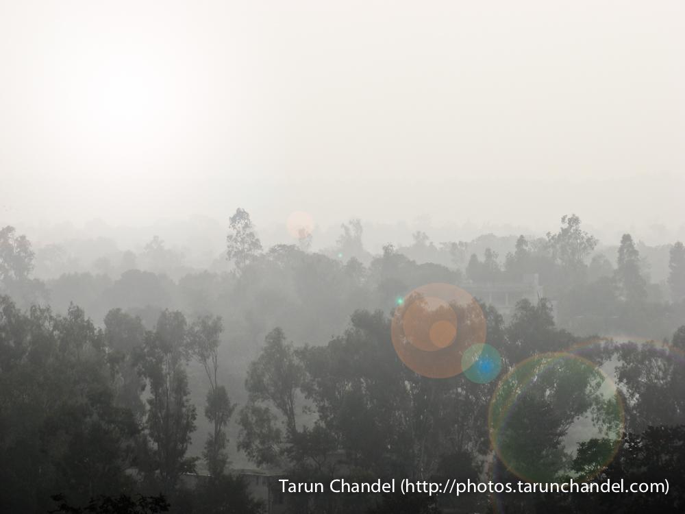 cloudy Hills Himachal, Tarun Chandel Photoblog
