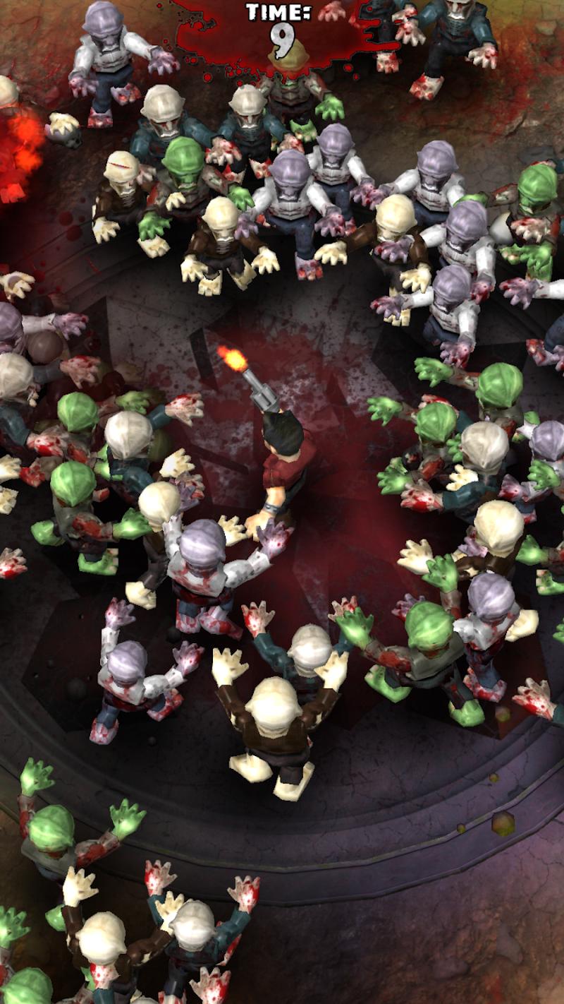 Скриншот Zombies Dead in 20 - Free