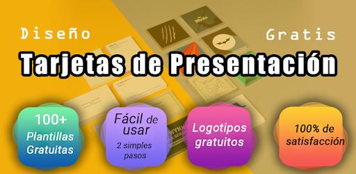 Diseño Tarjeta De Presentación Gratis Visita Fotos Apps En