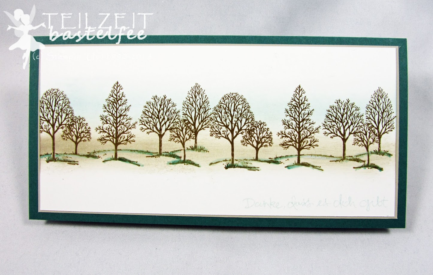 Stampin' Up! - In{k}spire_me #350, Lovely as a tree