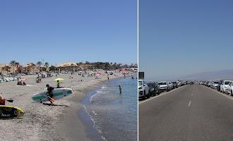 Los almerienses disfrutan de sus 16 playas