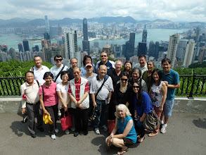 Photo: September 24- a trip to the peak