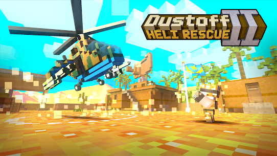 Dustoff Heli Rescue 2 1.5.1 Mod Apk [Unlimited Money] 1