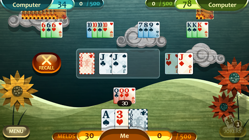 Rummy 500 1.12.1 screenshots 2