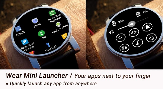 Wear Mini Launcher v4.1.0