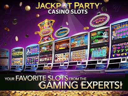 Jackpot Party Casino - Slots - screenshot thumbnail