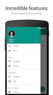 Zoho Books - Accounting App - screenshot thumbnail