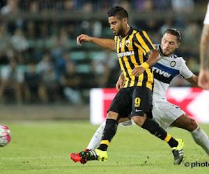 Ronald Vargas déjà à l'entraînement de l'Antwerp