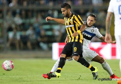 """Ronald Vargas en veut toujours au Club de Bruges : """"Voici la vérité à propos de mon transfert à Anderlecht"""""""