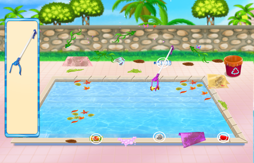 Pool Party For Girls 1.0.6 screenshots 9