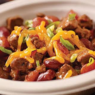 BBQ Steakhouse Chili.