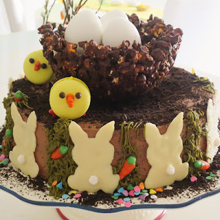 Epic Easter Chocolate Cake