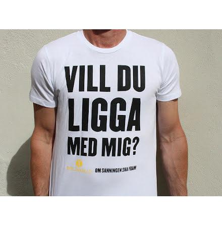 T-Shirt - Om Sanningen Ska Fram