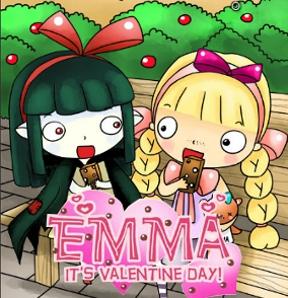 [Imagen Emma: It's Valentine Day!]