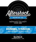 Aftershock Dubble Vission