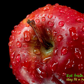 Fresh... by Asif Bora - Typography Quotes & Sentences