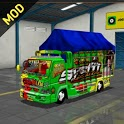 Truck Canter Simulator Indonesia 2021 - Anti Gosip icon