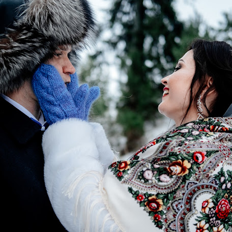 Wedding photographer Grigoriy Syrchin (Griy). Photo of 16.12.2017