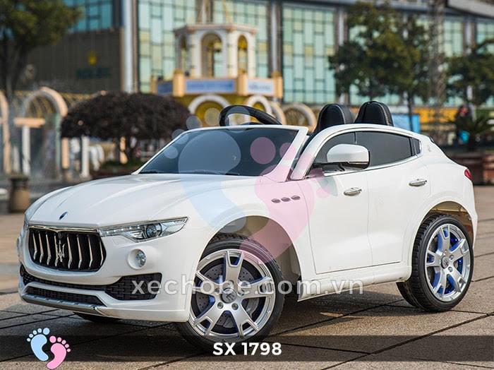 Xe hơi điện cho bé Maserati SX-1798 1