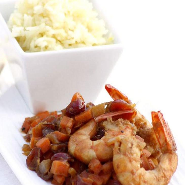 Sweet & Sour Shrimp Stir Fry Recipe