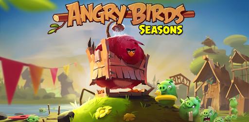 Angry Birds Seasons captures d'écran