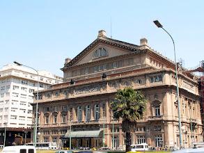 Photo: Buenos Aires, Teatr Colón