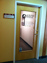 Photo: SHP Financial in Plymouth, MA proudly displaying their BBB Accreditation