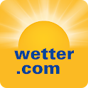 wetter.com - Weather and Radar icon