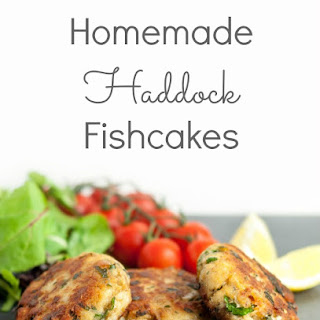 Homemade Haddock Fishcakes Recipe