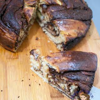 Cinnamon Chocolate Babka.