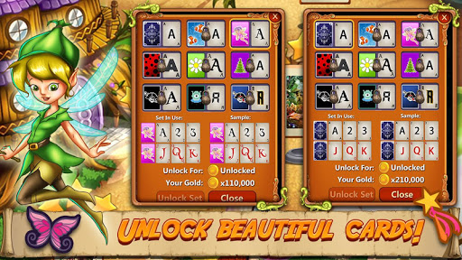 Solitaire Quest:  Elven Wonderland Story for PC