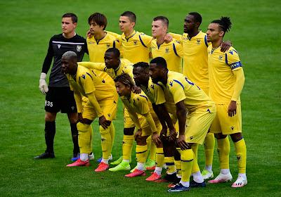 Konaté suspendu deux matchs avec Saint-Trond