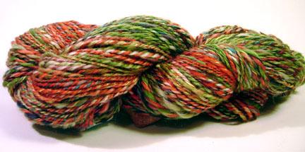 wool silk yarn