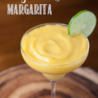 Virgin Mango Lime Margarita.
