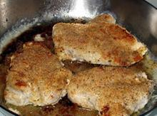 Garlic Chicken  Easy Pan Fried Recipe